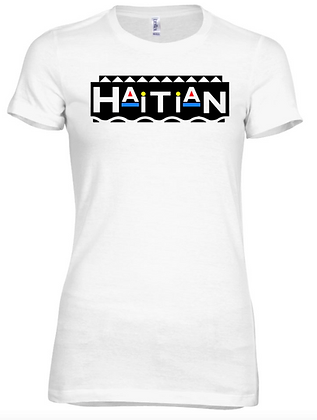 Haitian Tee
