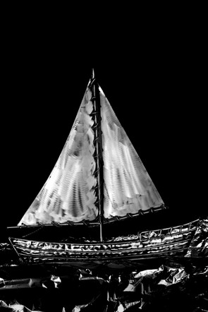 The Black Boat