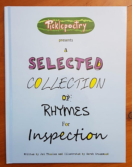 A Selected Collection of Rhymes for Inspection (HB)