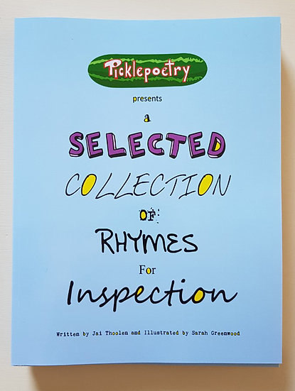 A Selected Collection of Rhymes for Inspection