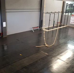 FOREVER FIT FUNCTIONAL AREA