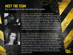 slide 6 - Meet the Team