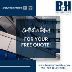 Blue Hammer Social Graphic 24
