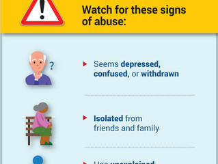 Spotting the Signs of Elder Abuse