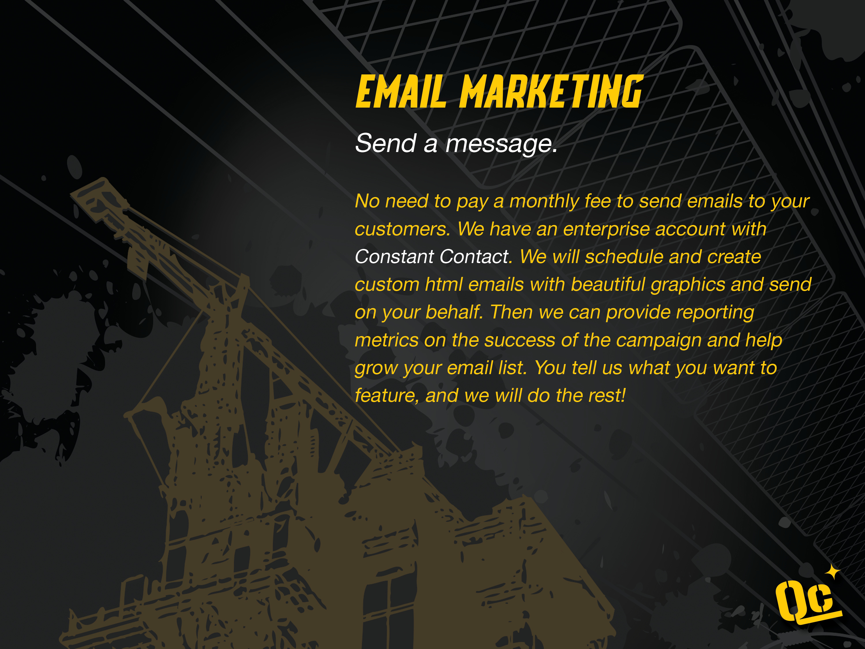 slide 12 - email marketing