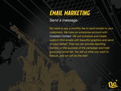 slide 12 - email marketing