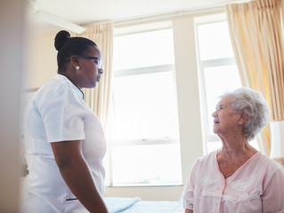 The High Cost of Long-Term Care Can Lead More People Home