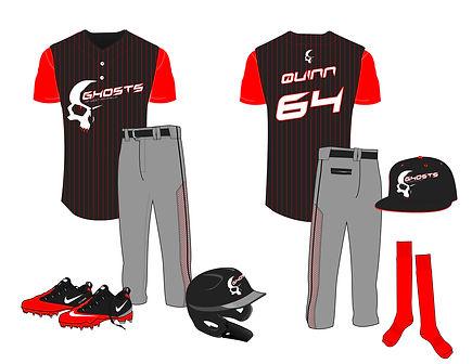 BCG-0221-0005 Ghosts Uniform Design HOME