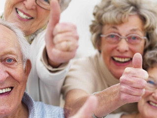 Many Stay Optimistic Until Old Age Hits