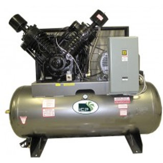 ICP 20Hp 3-Phase Air-Cooled Reciprocating Air Compressor