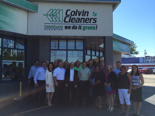 Colvin Cleaners Meeting, June 18-20, 2014