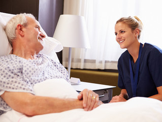 How Can Seniors Know Who's About to Take Care of Them at Home?