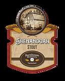 Rye Whiskey Barrel Aged Shenandoah Stout