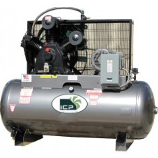 ICP 15Hp 3-Phase Air-Cooled Reciprocating Air Compressor