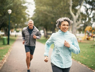 Exercise intensity doesn't affect mortality risk for older adults, study finds