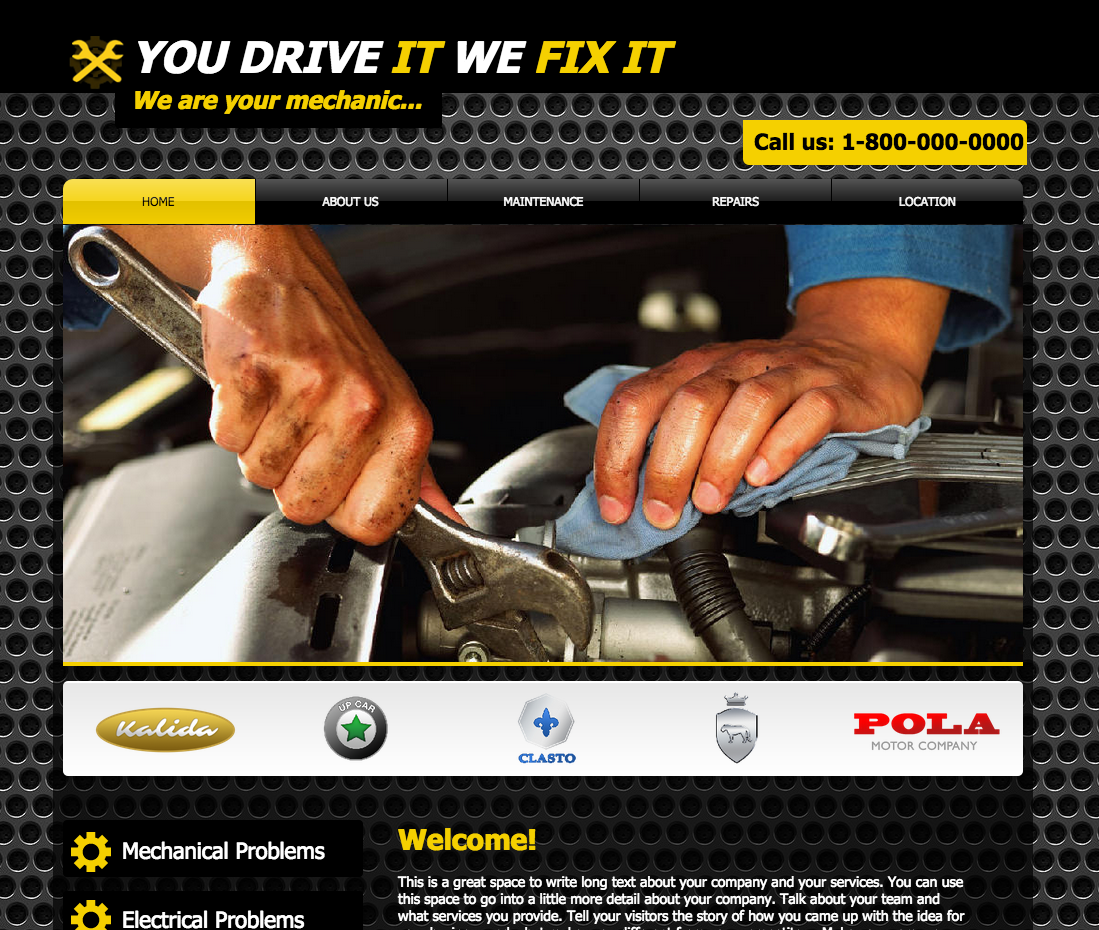 1 Auto Service - Homepage Top Slider.png