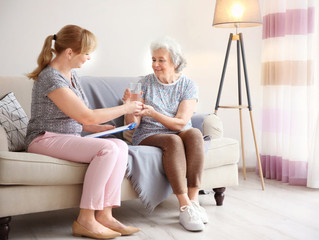 Dehydration Among Elderly Home Care Clients May Not Be as Easy to Detect as Once Thought