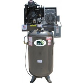 ICP 5Hp Single Phase Air-Cooled Reciprocating Air Compressor