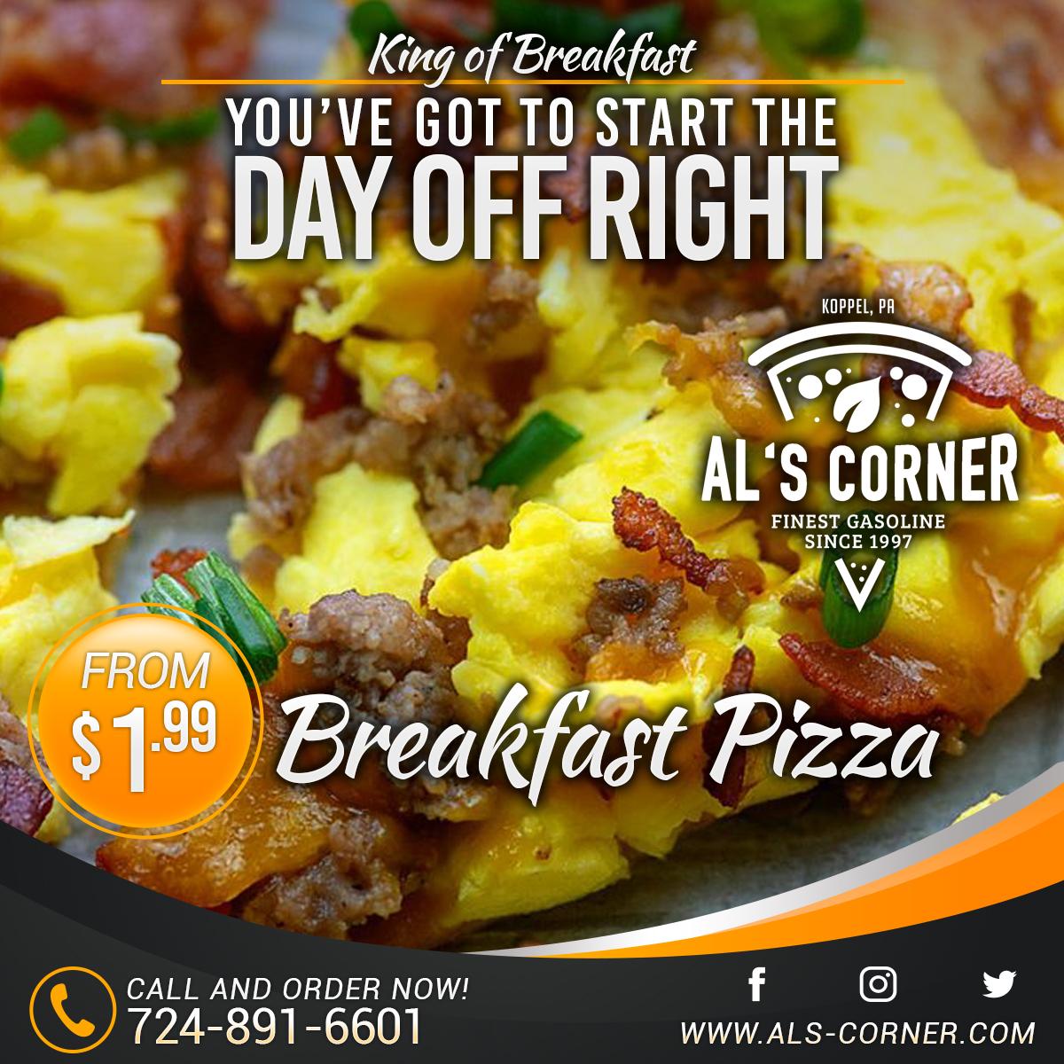 breakfast za