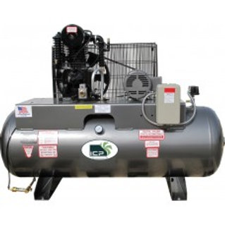 ICP 7.5Hp 3-Phase Air-Cooled Reciprocating Air Compressor