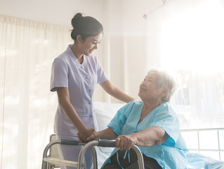 Home Care Makes a Difference Following a Hospital Stay