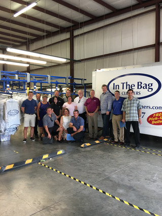 In The Bag Cleaners Meeting, June 22-24, 2016