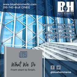 Blue Hammer Social Graphic 7