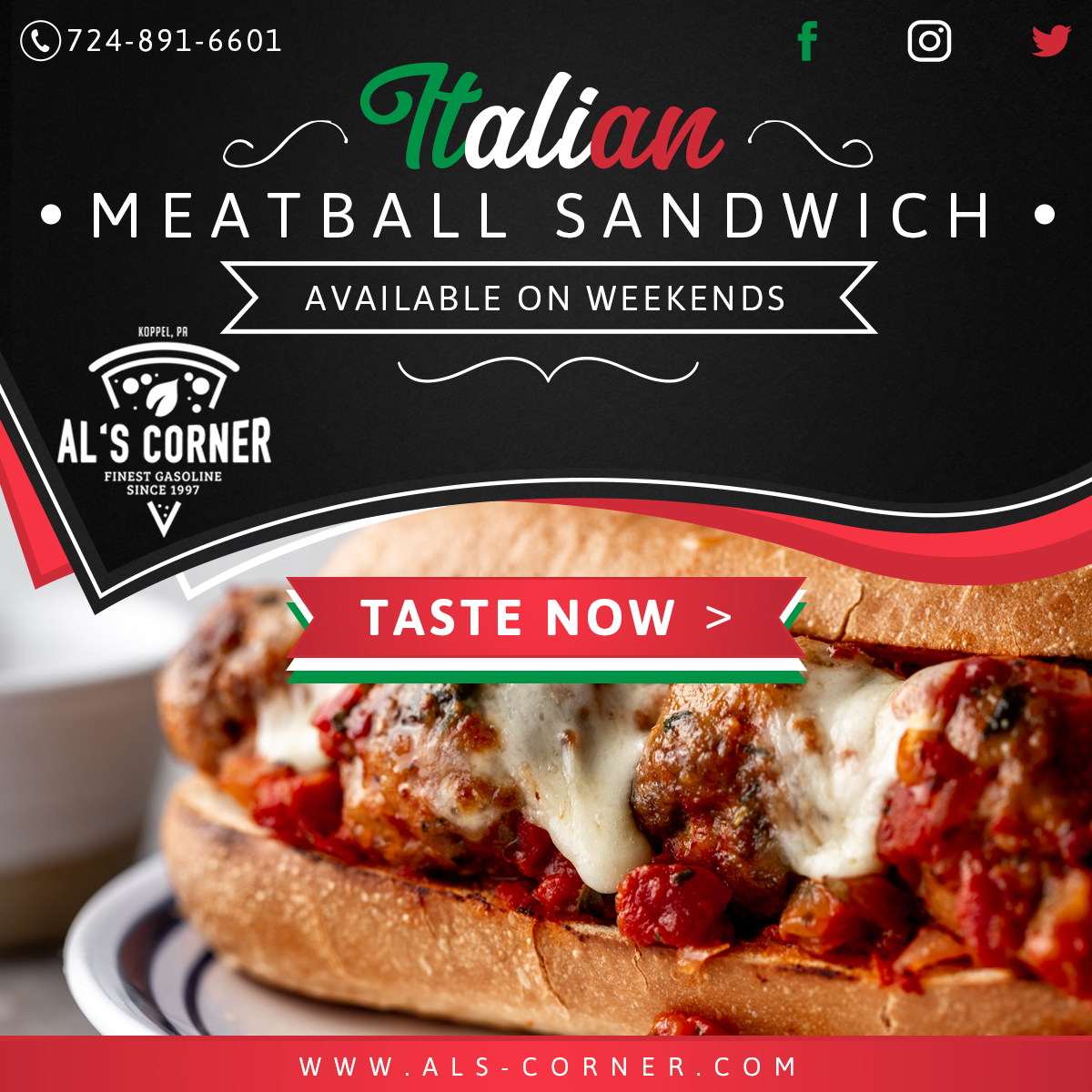 meatball sammy