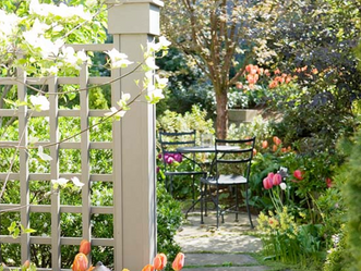 Make Your Patio a Perfect Retreat