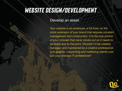 slide 9 - web design