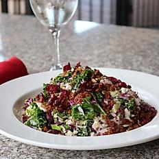 Kale & Cabbage Chopped Salad