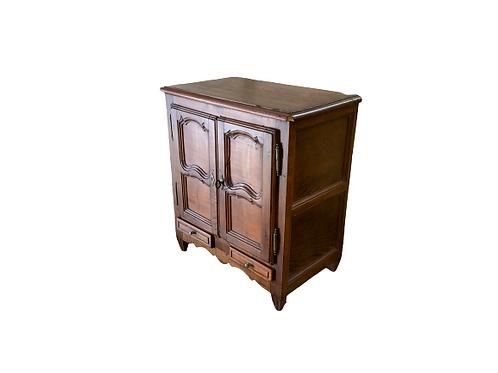 English miniature armoire