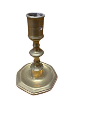 Spanish bronze candlestick