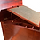 Thumbnail: FEDERAL MAHOGANY AND TIGER MAPLE WORK TABLE