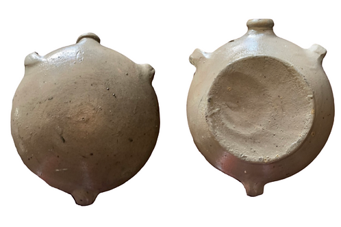 Stone ware canteen