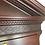 Thumbnail: Mahogany English chest on chest