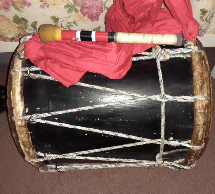 Tassa Drumming Ensemble- Bass