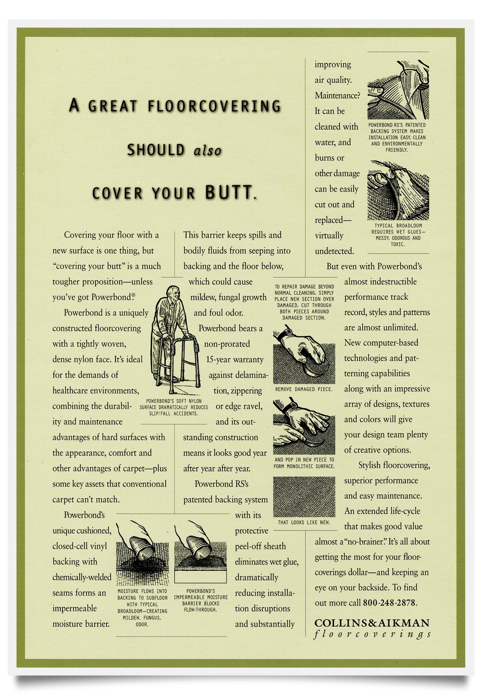 Cover Your Butt