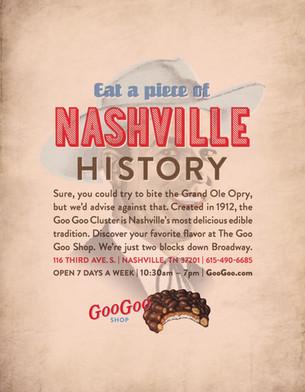 Nashville History