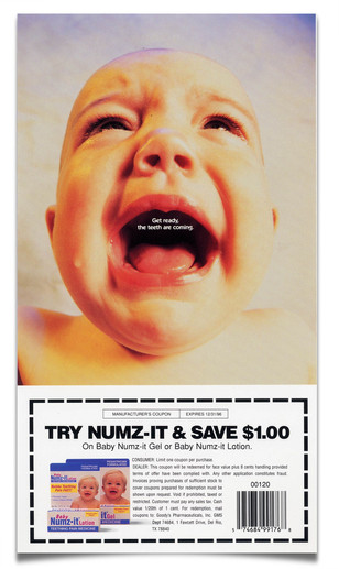 1995 Numzit Coupon Ad Agency: The Buntin Group, Nashville