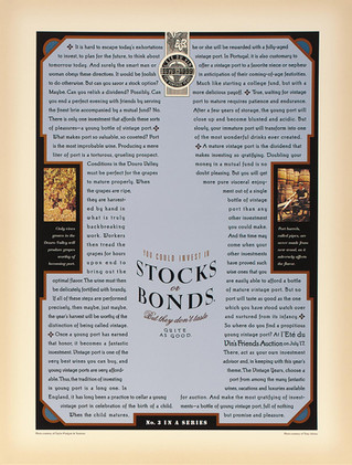 Stock and Bonds
