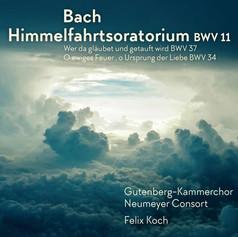 Johann Sebastian Bach: Himmelfahrts-Oratorium (Kantate) BWV 11