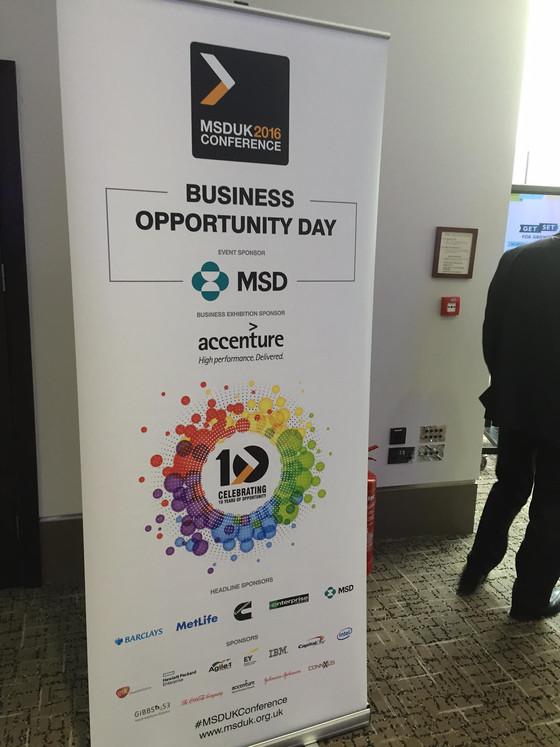 MSDUK Business Opportunity Fair