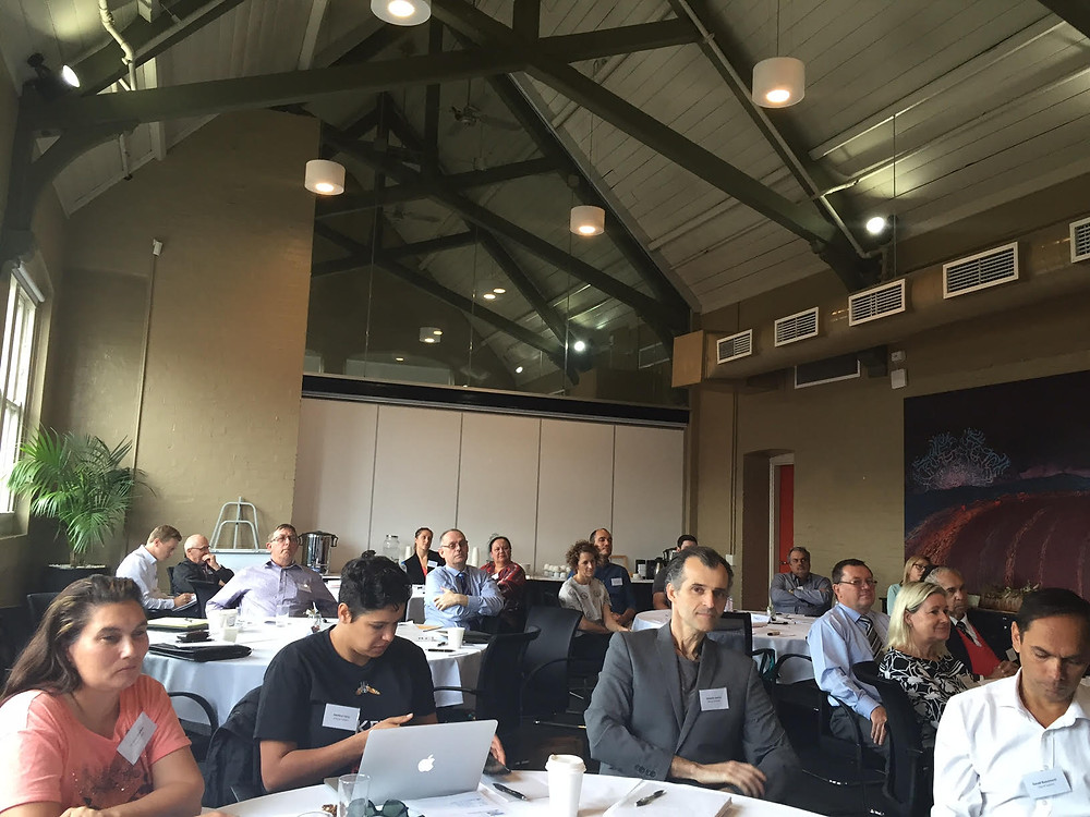 City of Sydney Aboriginal and Torres Strait Islander Procurement Workshop
