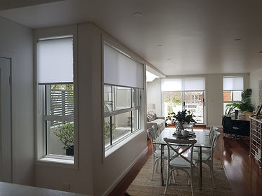 North Sydney Roller Blinds - Custom Made