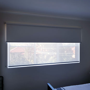 Real Blinds - Double Roller Blinds in Newport