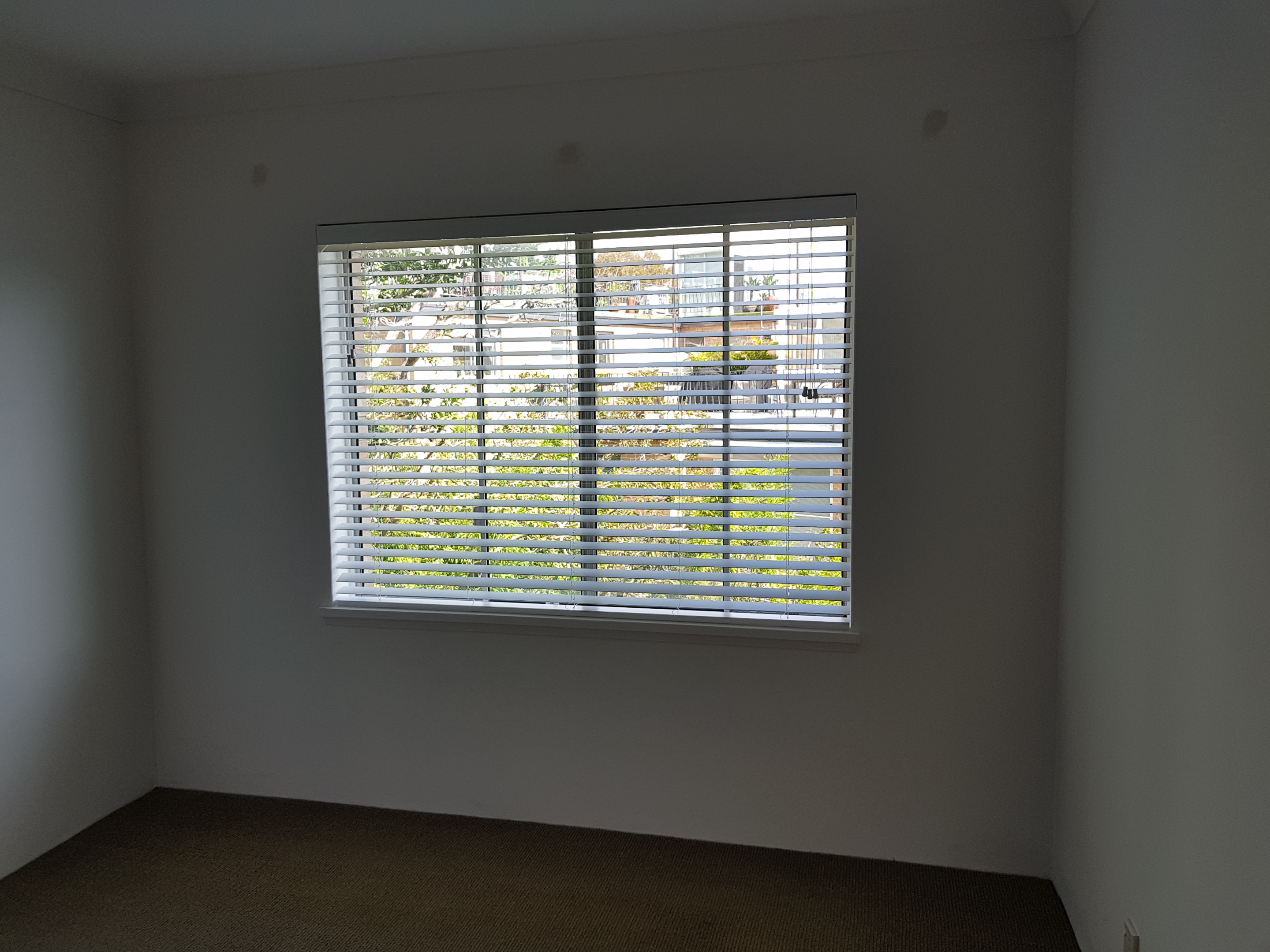 Venetian Blind Installation