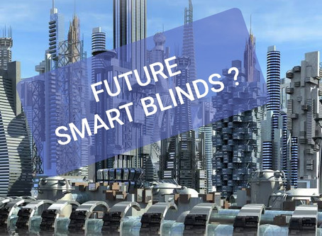 The Distant Future Of Blinds