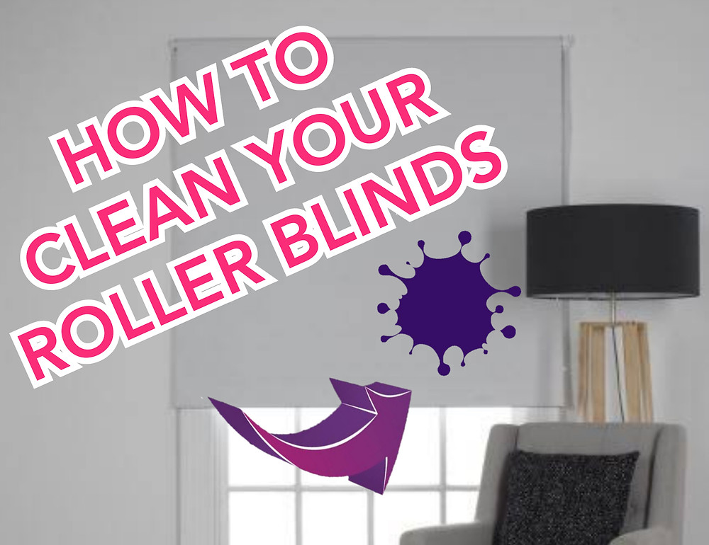 How To Clean Your Roller Blinds