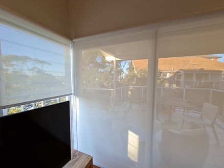 Manly Blinds View Screen Roller Blinds |